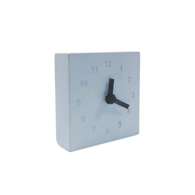 Originality concrete and wood wall clock Wholesale