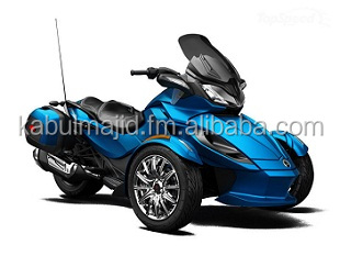 New Spyder ST Limited SE5