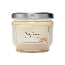 Aromatherapy Dead Sea Salt Body Scrub