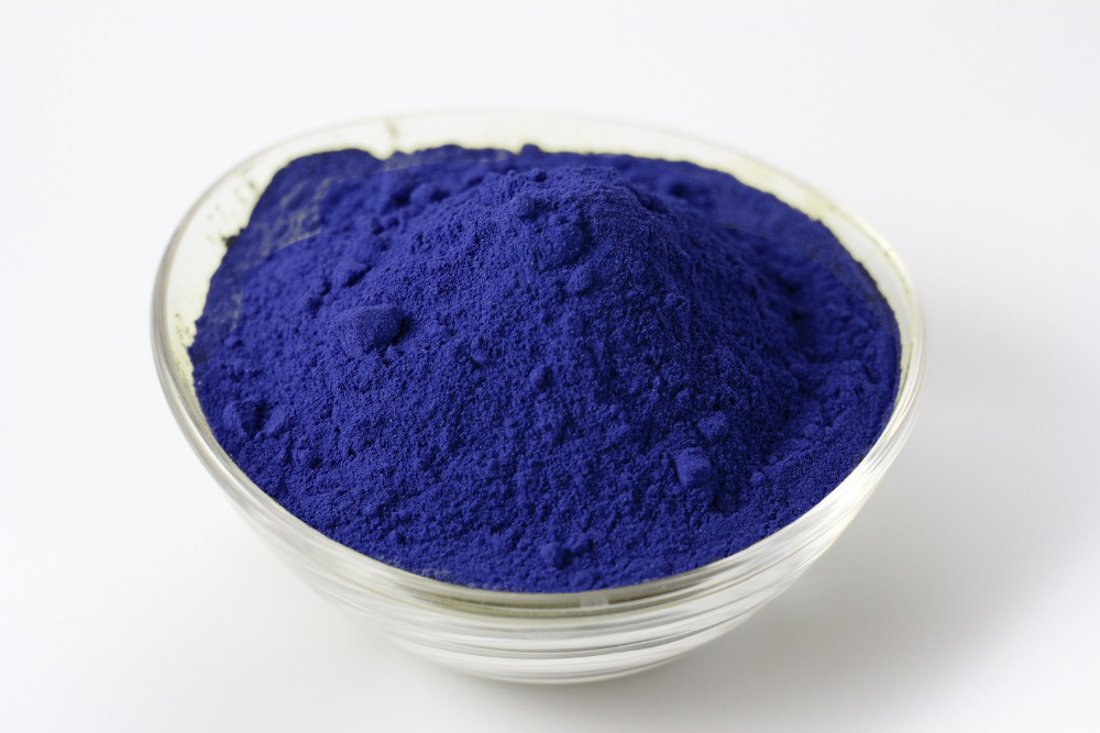 INDIGO HAIR DYE NATURAL LEAVES POWDER Certified Organic