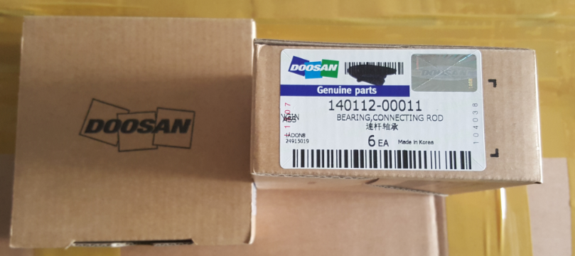 DOOSAN 140112-00011 CON ROD BEARING