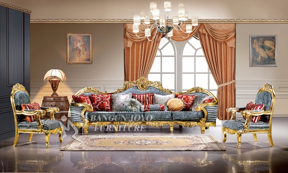 luxury designs best price solid wood leather sofa set