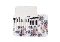 New Design 12 Pcs Makeup Cosmetics Brushes Set Kits