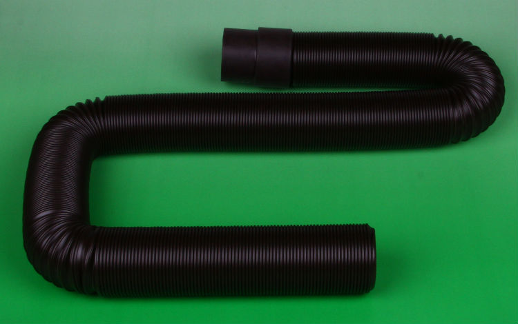 High quality Tiflex P , P-2 type duct hose for heating. Manufactured by Tigers Polymer. Made in Japan (flexible cable duct)
