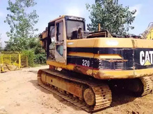 Caterpillar used crawler excavator 313B parts/price, Used CAT 313 312 320, please contact: 0086 15026518796 for more information