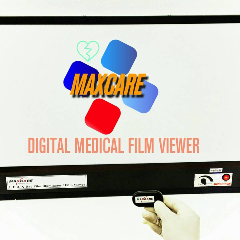MAXCARE MEDICAL FILM VIEWER