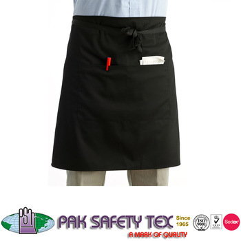Tablet Apron/ Restaurant Apron for Promotion/Cotton Sleeveless Apron/Cotton Canvas Kitchen Apron