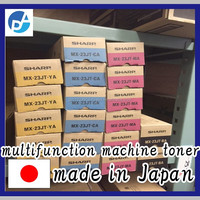 High quality and Long-lasting parts copier toner with multiple functions made in Japan
