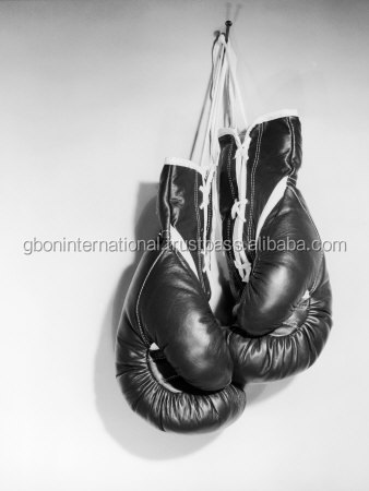 Authentic Maya Hide Leather Boxing Gloves