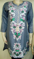 Ladies Punjabi kurti / cheap Cotton Kurti / ladies Short Kurti
