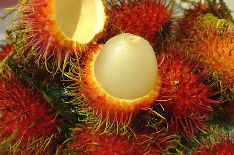 FRESH/FROZEN RAMBUTAN - THE BEST PRICE & QUALITY