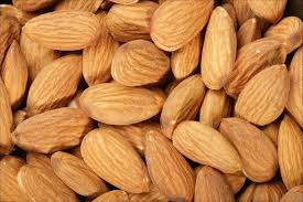 Sweet and Bitter Raw Almond nuts available for sale