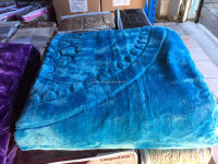 Donation Blankets 100% Polyester Very Cheap Prices Ready to Ship