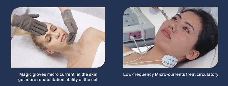 Biolift4 face lift facial machine microcurrent (CE,ISO13485 since 1994)
