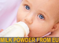 MILK POWDER / MILK POWDER FOR BABIE / MILK POWDER WITH EXPRESS DELIVERY TO CHINA AND ASIA