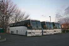 coach buses for sale