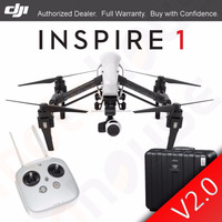 DJI INSPIRE 1 PRO 4K Camera 3-axis gimbal Zenmuse X5 w/ FREE CASE & DUAL REMOTES
