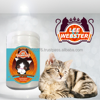 LEE&WEBSTER MULTIPURPOSE DEODORIZING CAT WIPES