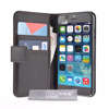 Wallet Case Cover for iPhone 6 and 6s - Black
