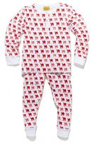 Latest kids design for baby boy girls 100% cotton long nightwear