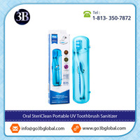 2016 Best Travel Toothbrush UV Sanitizer at Lowest Price for Exporters