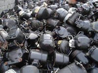 Scrap Fridge Compressors For Sale