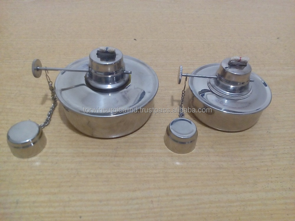 Spirit Lamp Alcohol Burner Dental Lamp Spirit Burner Medical Lab Equipment Education Alcohol Burner