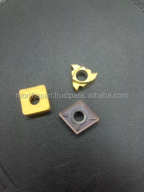 High quality and Professional kyocera inserts cnmg dnmg for industrial use , Sandvik , Kyocera , Mitsubishi etc