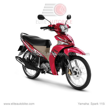 Yamahx SPARK 115i-8 Red-Brown