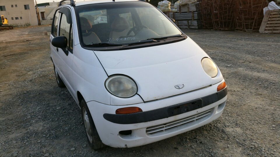 used cars Deawoo Matiz