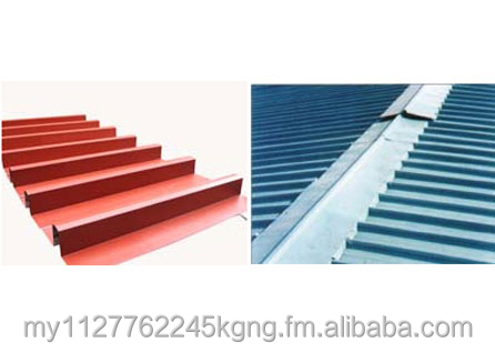 Metal Roof Flashing Capping System
