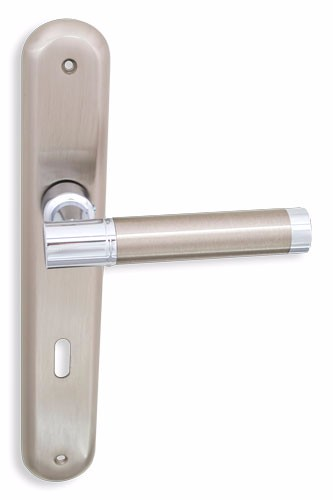 Modern lever door lock, various colors and excellent quality