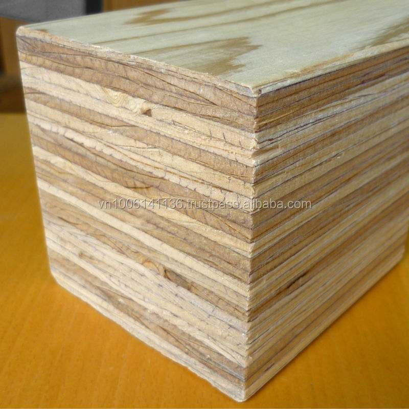 PALLET WOOD PACKING GRADE LVL PLYWOOD