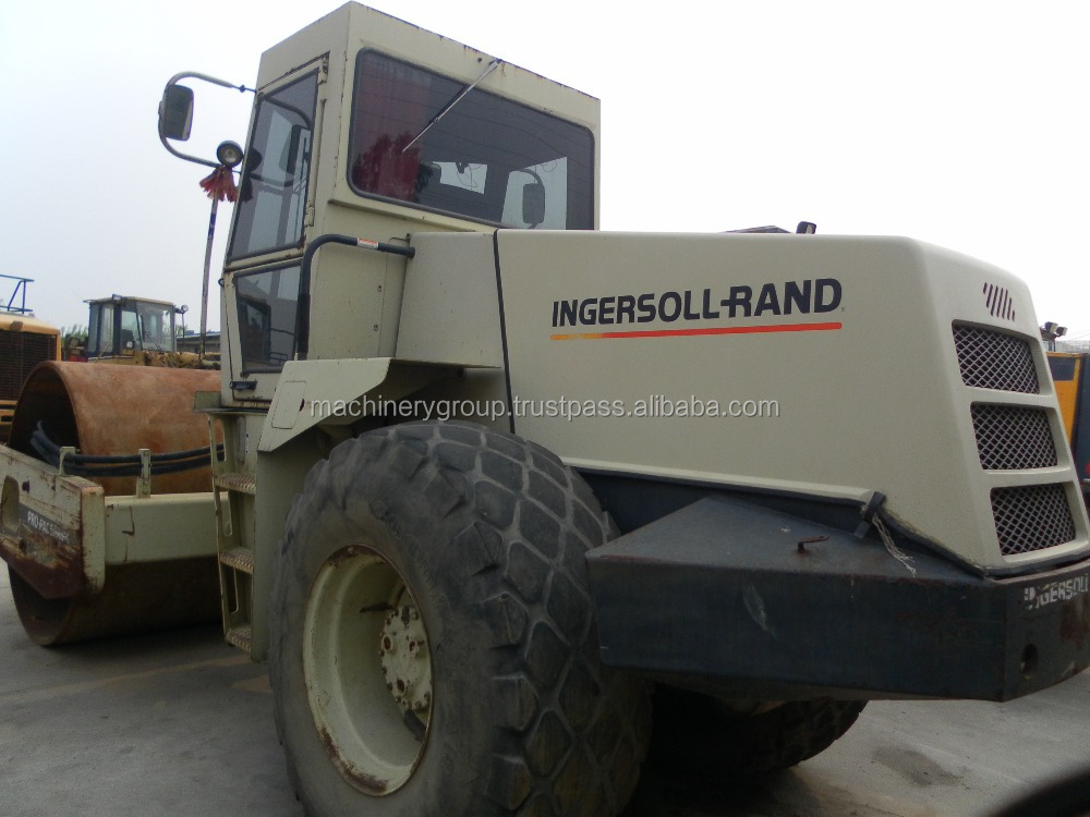 Used Ingersoll Rand SD150D Road Roller Compactor for Sale