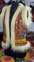 BANJARA HANDICRAFT VINTAGE INDIAN UNIQUE STYLE VEST