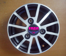 Wheel Disc in Alloy for APE Piaggio