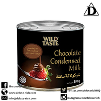 Chocolate Condensed Milk