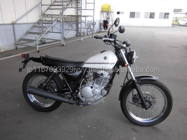 Best price and Various types of used suzuki 250cc motorcycle for importers