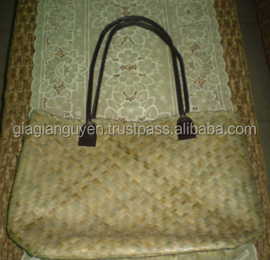 CHEAP NATURAL STRAW BAG FROM VIET NAM_GOOD PRICE (skype : greenhouse190585/info@gianguyencraft.com)
