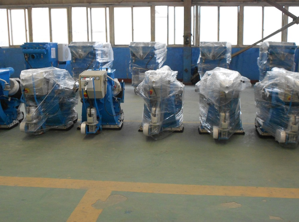 dustless blasting machine price