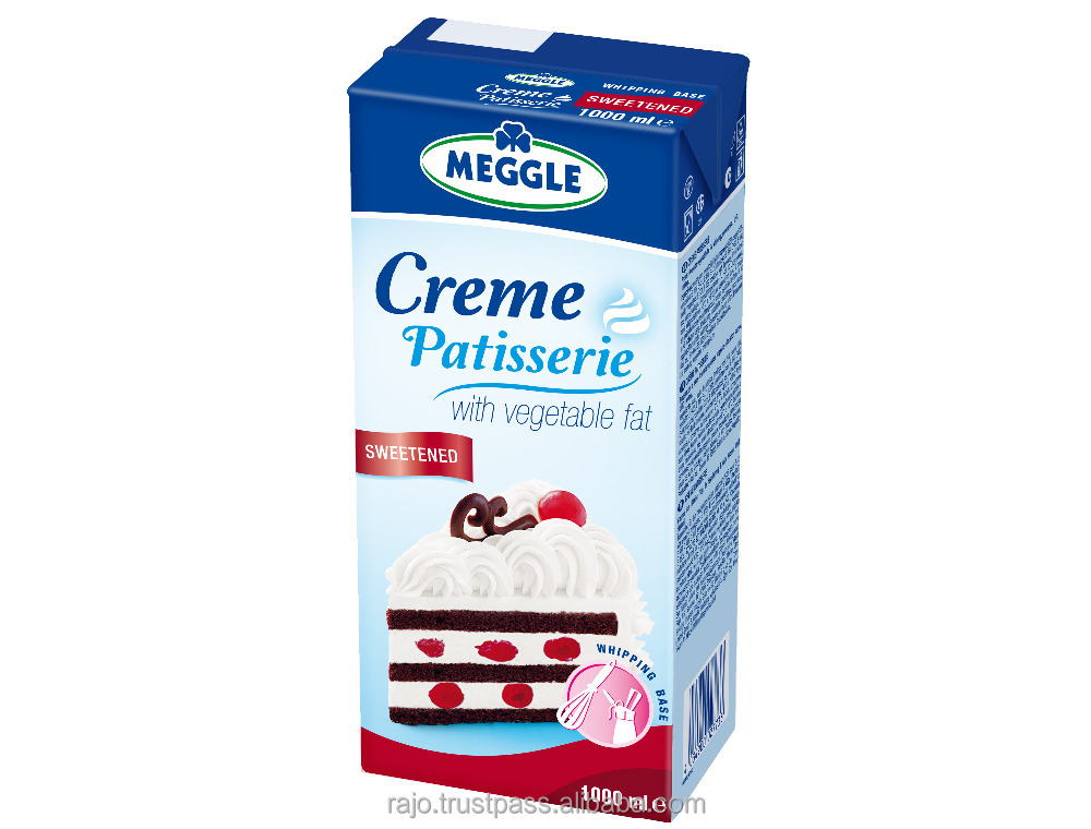 MEGGLE Non Dairy Whipping Cream