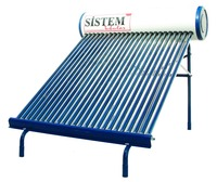high efficieny solar water heater