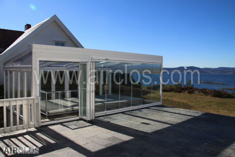 Europe Supplier Customize Veranda Aluminum & Glass