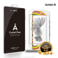 Full Color Design Tempered Glass Screen Protector, 9H, anti scratch, anti impact, Full Coverage
