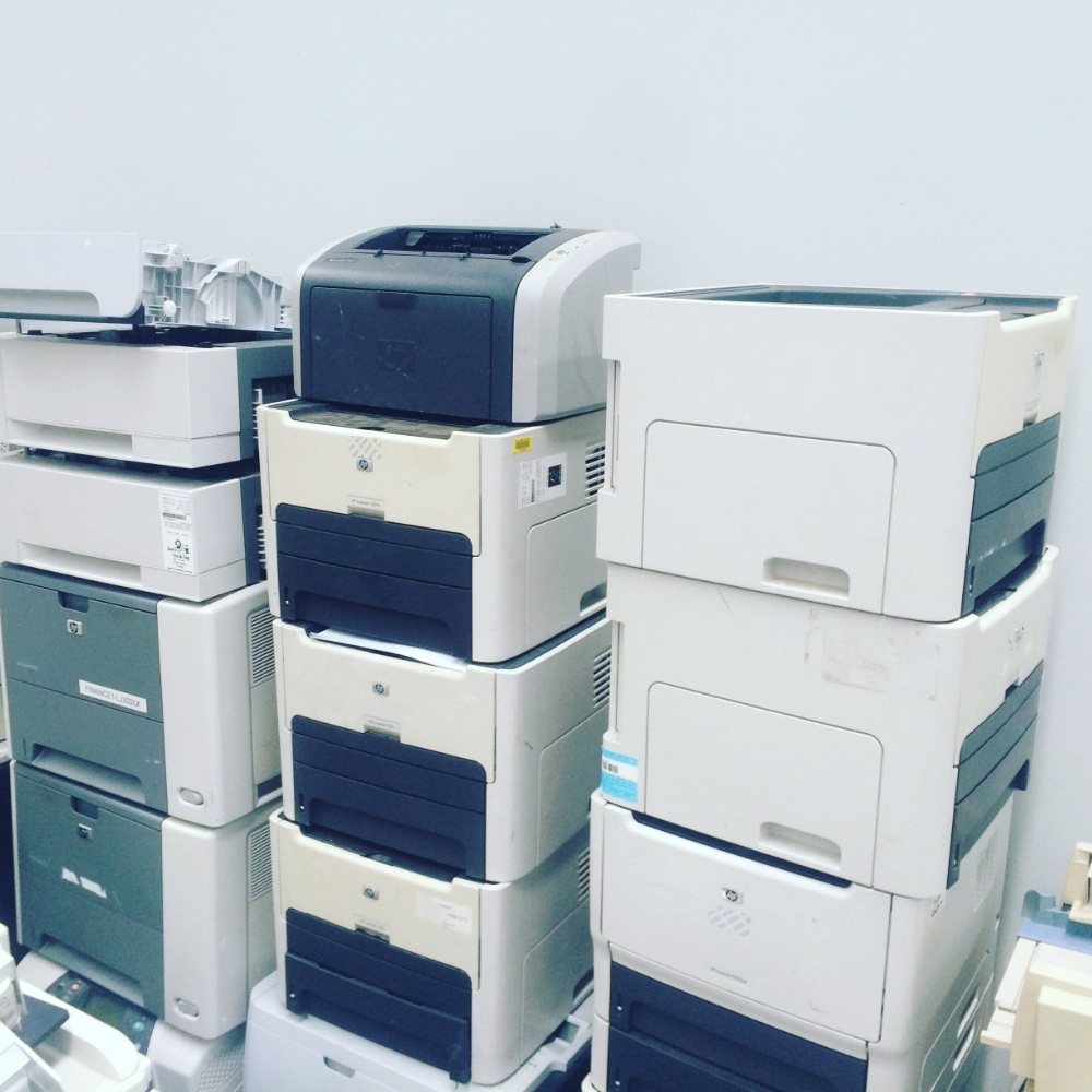 All brands Photocopiers and printers