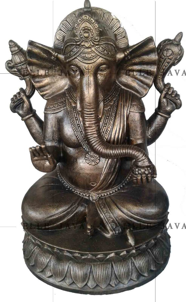 Home or Garden Decor Ganesha Buddha statue