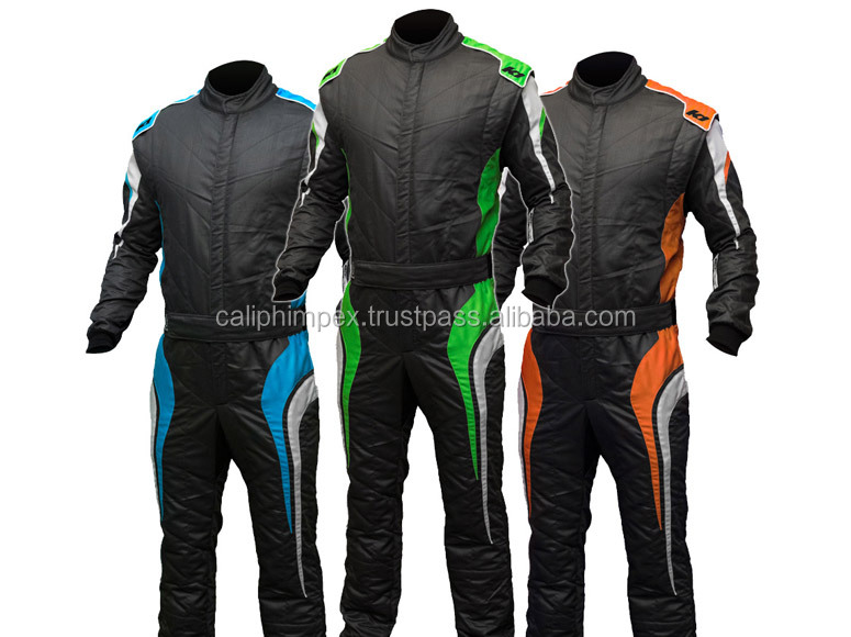 Auto Racing Suit Custom Racing Wear