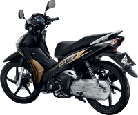 Hondx WAVE 125i alloy wheel