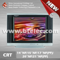 "17"" Pure flat with monitor tube used CRT TV price bangladesh"
