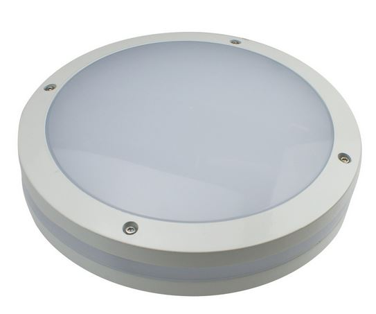 Singapore, 20W, Dia300mm Flush Mount IP65 LED Ceiling Light, Surface Mount Round Waterproof LED Ceiling Light